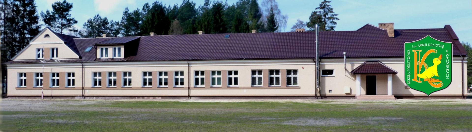 Szkoła Podstawowa im. Armii Krajowej w Kaczórkach